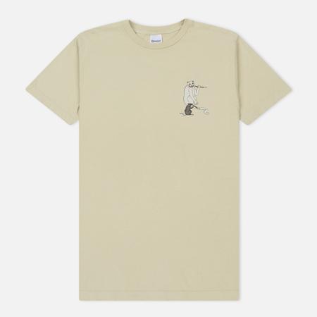 Мужская футболка RIPNDIP Pipe Dreams Tan