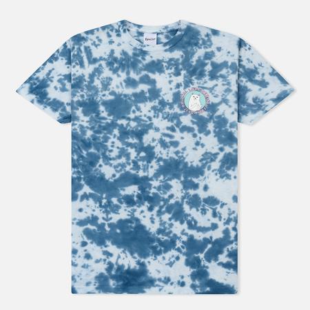 Мужская футболка RIPNDIP Prime Cut Blue/Pink Lighting Wash