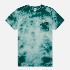 Мужская футболка RIPNDIP Probe Aqua Tie Dye