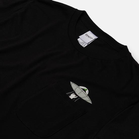 Мужская футболка RIPNDIP Probe Black