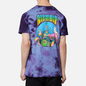 Мужская футболка RIPNDIP Psychedelic Nermal Pocket Blue Acid Wash фото - 4