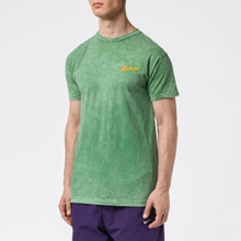 Мужская футболка RIPNDIP Purple Haze Green Vintage Wash фото- 2