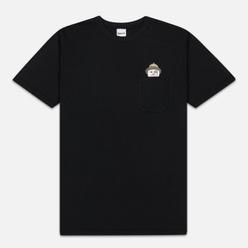 Мужская футболка RIPNDIP Ranger Nerm Black