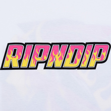 Мужская футболка RIPNDIP RIPNDIP Racing White фото- 2