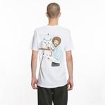 Мужская футболка RIPNDIP Ross White фото- 6
