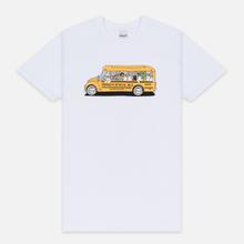 Мужская футболка RIPNDIP School Bus White фото- 0