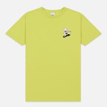 Мужская футболка RIPNDIP Skate Nerm Safety Green фото- 0