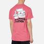 Мужская футболка RIPNDIP Sliced Watermelon Mineral Wash фото - 3