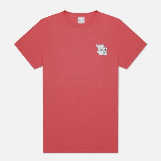 Мужская футболка RIPNDIP Sliced Watermelon Mineral Wash