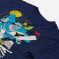 Мужская футболка RIPNDIP Slopes Navy фото - 2