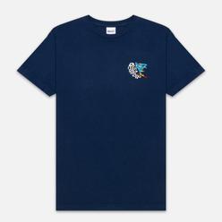 Мужская футболка RIPNDIP Slopes Navy