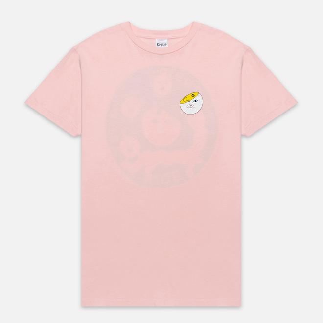 Мужская футболка RIPNDIP Smyle Pink