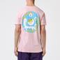 Мужская футболка RIPNDIP Smyle Pink фото - 3
