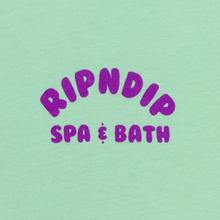 Мужская футболка RIPNDIP Spa Day Light Mint фото- 2