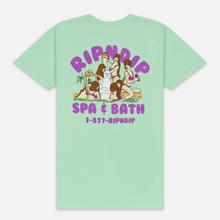 Мужская футболка RIPNDIP Spa Day Light Mint фото- 3