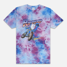Мужская футболка RIPNDIP Speed Racing Spiral Dye фото- 0