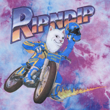 Мужская футболка RIPNDIP Speed Racing Spiral Dye фото- 2