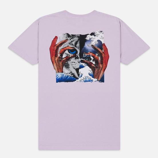 Мужская футболка RIPNDIP Split Lavender