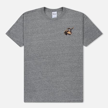 Мужская футболка RIPNDIP Steed Heather Grey