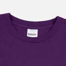 Мужская футболка RIPNDIP Tangled Purple фото- 1