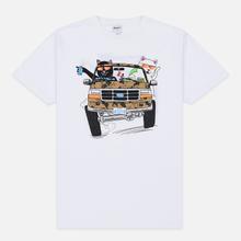 Мужская футболка RIPNDIP The Whole Gang White фото- 0