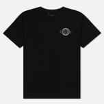 Мужская футболка Saturdays Surf NYC Rhythm Black фото- 0