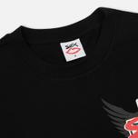 Мужская футболка Sex skateboards x Dogtown Front & Back Print Black фото- 1