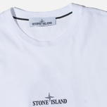Мужская футболка Stone Island Archivio Project White фото- 1