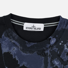 Мужская футболка Stone Island 7115 Graphic Eight Black фото- 1