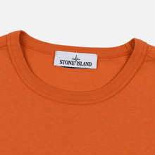 Мужская футболка Stone Island 7115 Graphic One Orange фото- 1