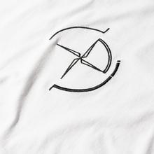 Мужская футболка Stone Island 7215 Graphic Seven White фото- 2