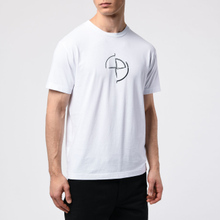 Мужская футболка Stone Island 7215 Graphic Seven White фото- 3