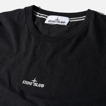 Мужская футболка Stone Island 7215 Graphic Two Black фото- 1