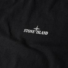 Мужская футболка Stone Island 7215 Graphic Two Black фото- 2