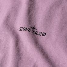 Мужская футболка Stone Island 7215 Graphic Two Quartz Pink фото- 2