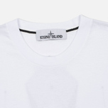 Мужская футболка Stone Island Constellation Abstract White фото- 1