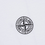 Мужская футболка Stone Island Constellation Abstract White фото- 2