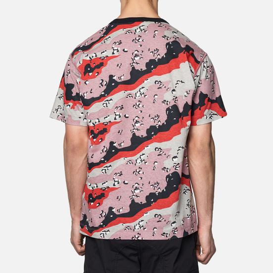 Мужская футболка Stone Island Desert Camo Plaster
