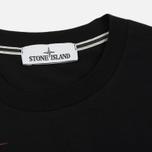 Мужская футболка Stone Island Digital Graph Black фото- 1