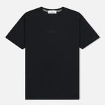Мужская футболка Stone Island Graphic Logo Black фото- 0