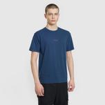 Мужская футболка Stone Island Graphic One Marine Blue фото- 2