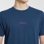 Мужская футболка Stone Island Graphic One Marine Blue фото- 3