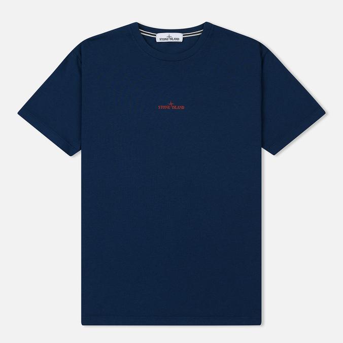 Мужская футболка Stone Island Graphic One Marine Blue