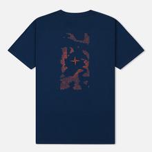 Мужская футболка Stone Island Graphic One Marine Blue фото- 1