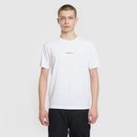 Мужская футболка Stone Island Graphic One White фото- 2