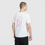 Мужская футболка Stone Island Graphic One White фото- 4
