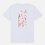 Мужская футболка Stone Island Graphic One White фото- 1