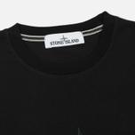 Мужская футболка Stone Island Institutional Black фото- 1