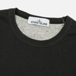 Мужская футболка Stone Island Marina Corrosion Print Black фото- 1