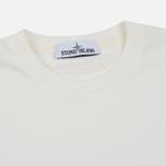 Мужская футболка Stone Island Marina White/Black фото- 1